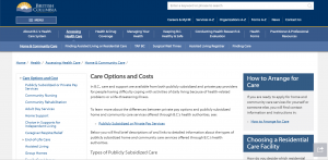 care-options-and-costs