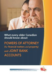Powers of Attorney and Joint Deposit Accounts